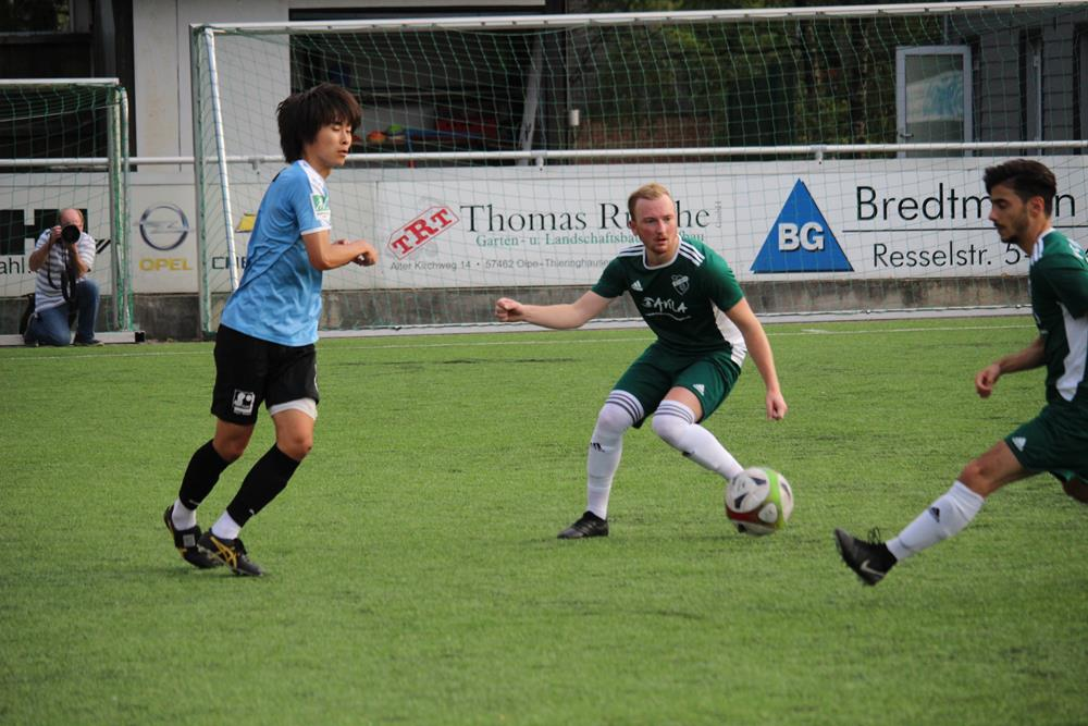 Tsuda und Schneider – weiteres Duo für den 1. FC Kaan-Marienborn