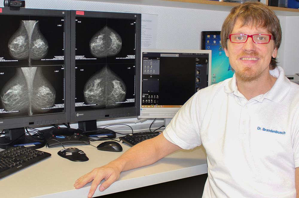 Brustkrebs: Früherkennung kann Leben retten