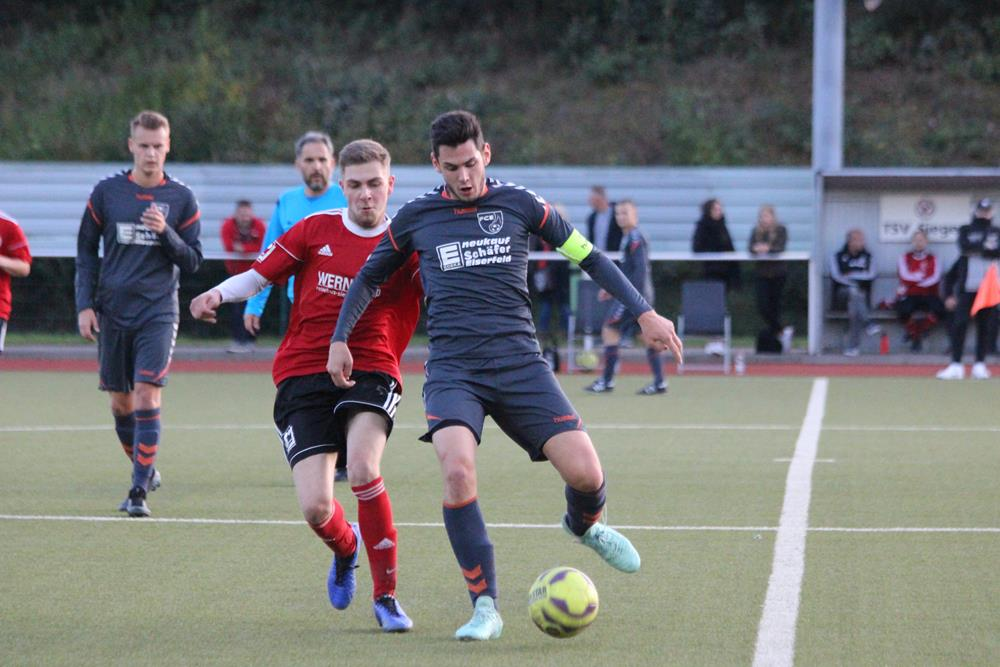 TSV Siegen verliert knapp – Eiserfeld freut sich nun auf die Sportfreunde Siegen