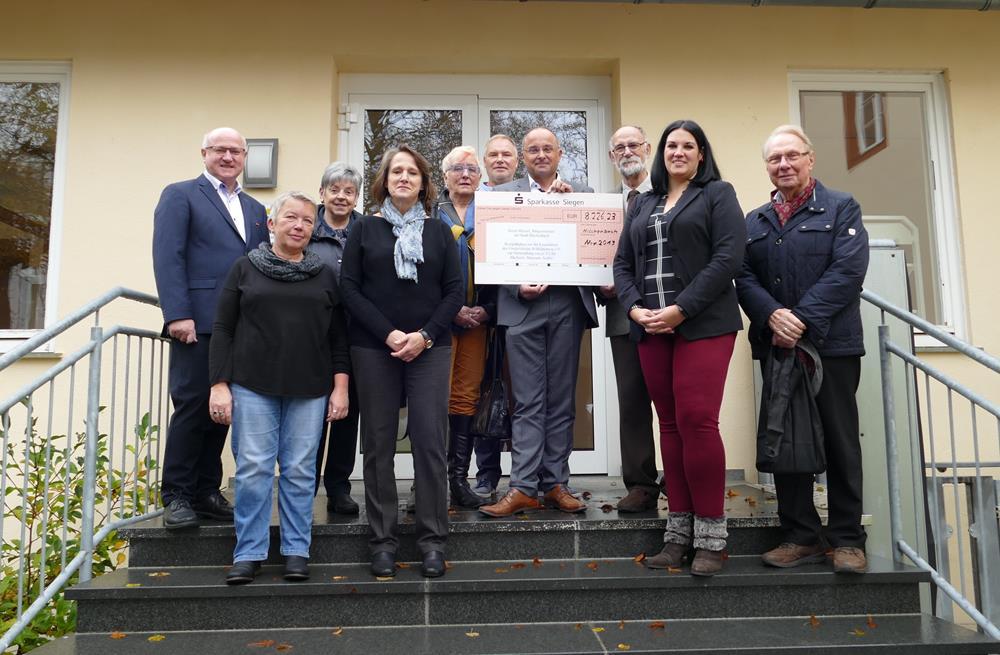 Museum, Archiv und Bücherei erhalten Spende vom aufgelösten Förderverein Wilhelmsburg