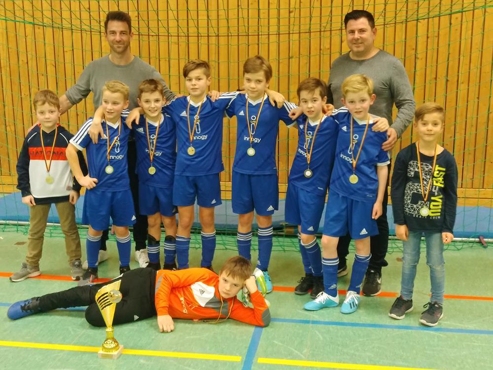 Hallenfußball-Jugend-Turniere beim SV Setzen boten gute Unterhaltung
