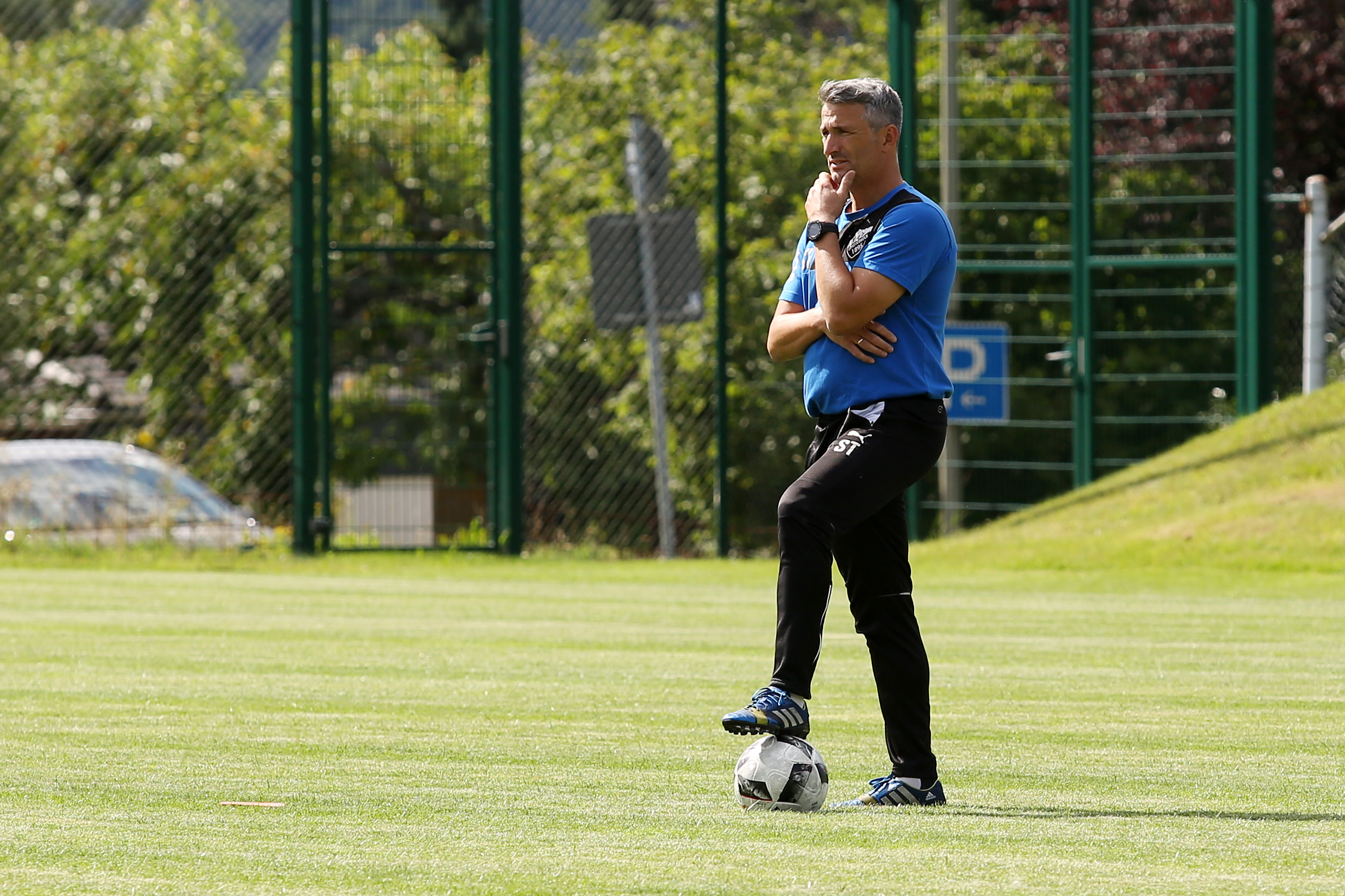 Trevisi kehrt als Cheftrainer an den Pulverwald zurück