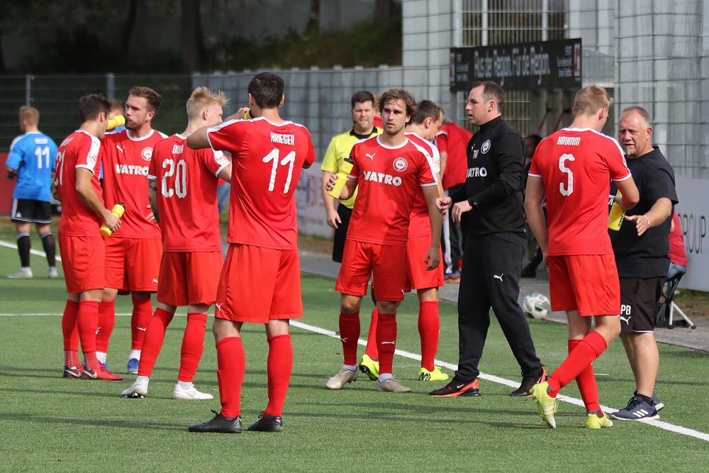 Kaan-Marienborns Spiel gegen den SV Schermbeck wird verschoben