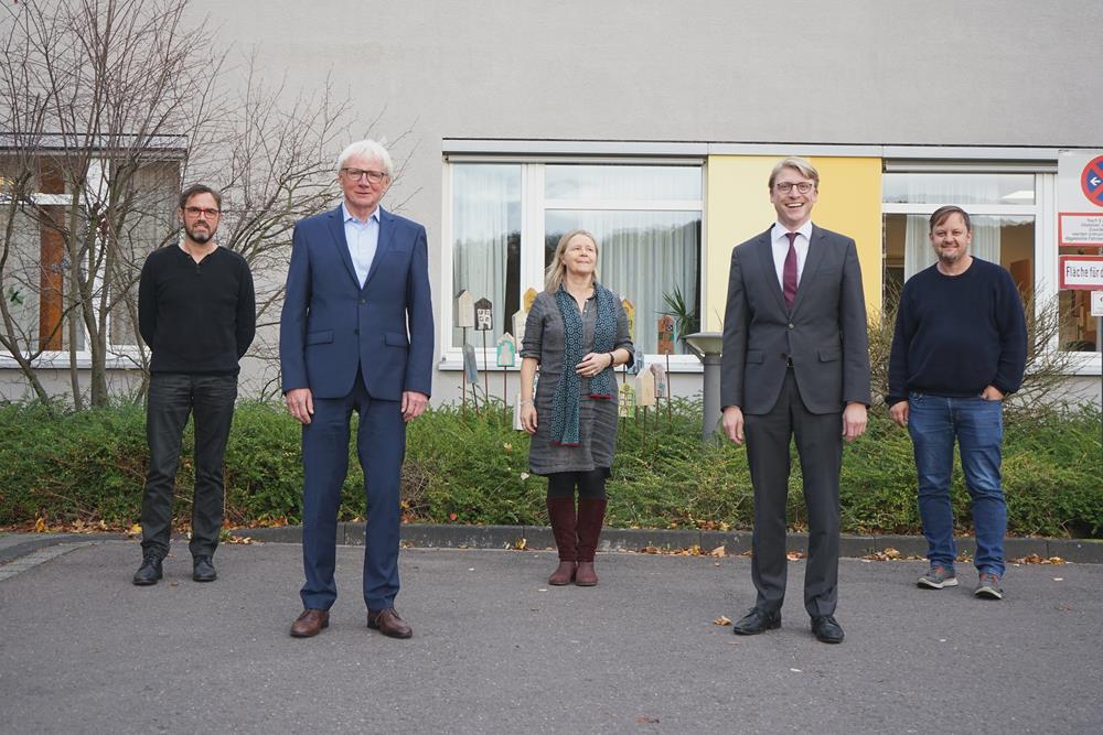 Kinderklinik stellt mit Dr. Heinrich Ellebracht neuen Chefarzt für KJP vor
