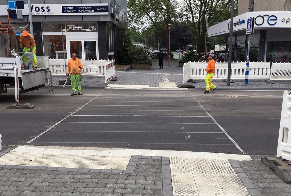 Sanierung der Poststraße ist abgeschlossen